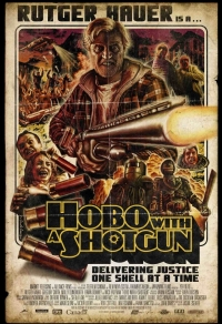 Hobo with a Shotgun  Cover