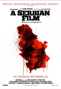 A Serbian Film Cover