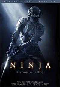 Ninja - Revenge will Rise Cover
