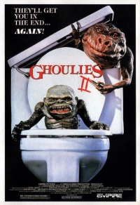 Ghoulies 2 Cover