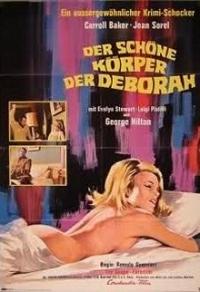 Der schöne Körper der Deborah Cover