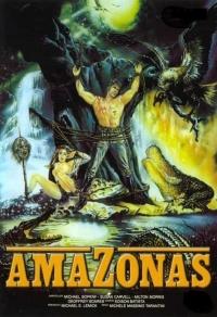 Amazonas - Gefangen in der Hölle des Dschungels Cover