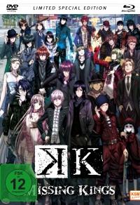 K: Missing kings Cover