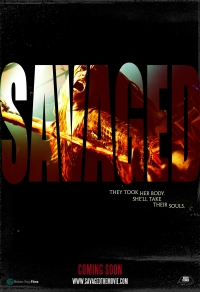 Savaged Cover