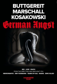 German Angst Cover