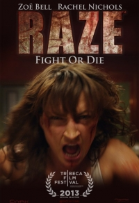 Raze - Fight or Die! Cover