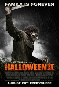 Rob Zombie's Halloween 2 Cover