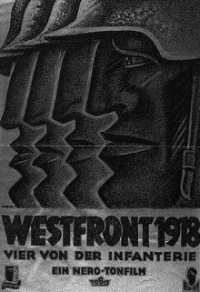 Westfront 1918 - Vier von der Infanterie Cover