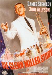 Glenn Miller Story Cover