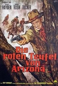 Die Roten Teufel von Arizona Cover