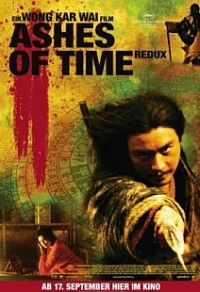 Ashes of Time: Redux Cover