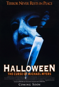 Halloween 6 - Der Fluch des Michael Myers Cover