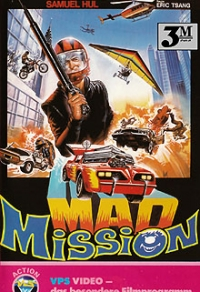 Mad Mission Cover