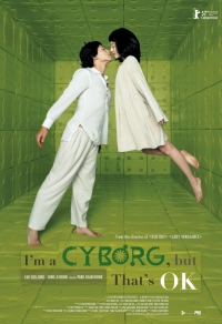 I'm a Cyborg, But That's OK Cover
