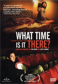 What Time Is It There? Cover