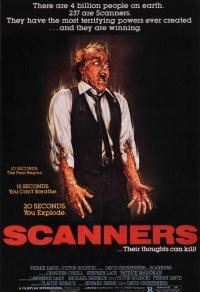 Scanners - Ihre Gedanken können töten Cover