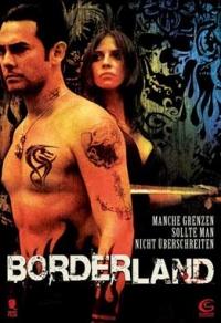 Borderland Cover