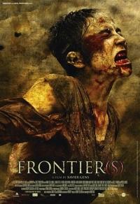 Frontier(s) - Kennst du deine Schmerzgrenze? Cover