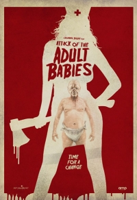 Attack of the Adult Babies Cover