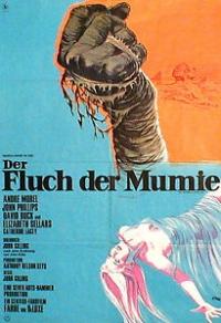 Der Fluch der Mumie Cover