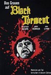 Das Grauen auf Black Torment Cover