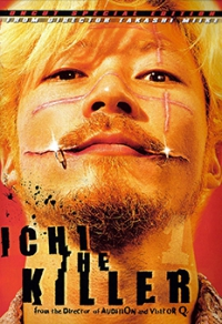 Ichi the Killer Cover