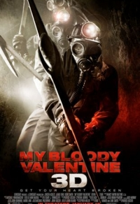My Bloody Valentine 3D Cover
