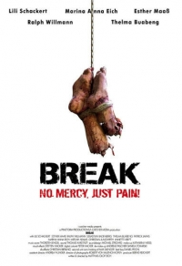 Break - No Mercy, Just Pain! Cover