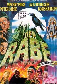 Der Rabe - Duell der Zauberer Cover