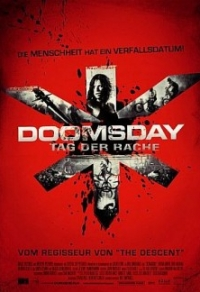 Doomsday - Tag der Rache Cover