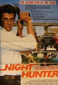 Night Hunter Cover