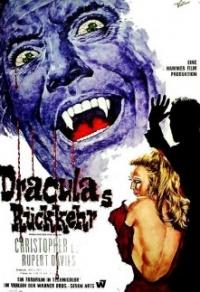 Draculas Rückkehr Cover