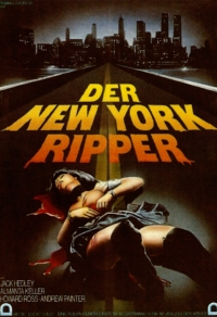 Der New York Ripper Cover