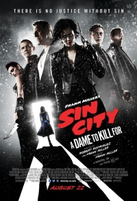 Sin City 2 - A Dame to Kill For Cover