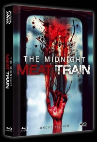 The Midnight Meat Train Cover