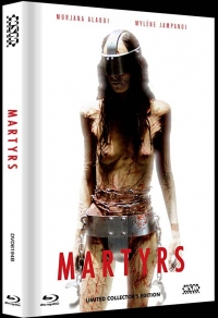 Martyrs (2008) Cover B