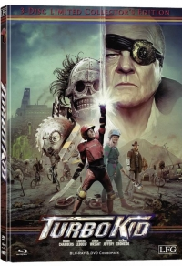 Turbo Kid Cover A
