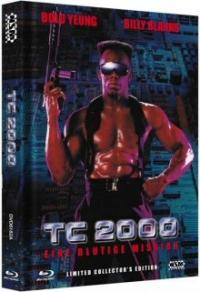 TC 2000 - Programm zum Töten Cover A