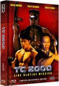 TC 2000 - Programm zum Töten Cover B