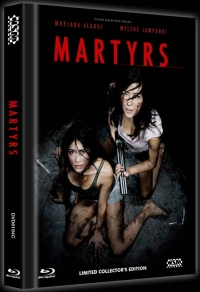 Martyrs (2008) Cover C