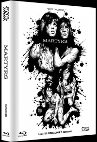Martyrs (2008) Cover D