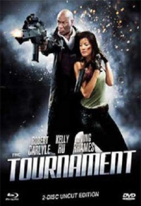 The Tournament Limited Mediabook