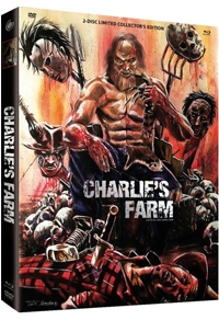 Charlie's Farm Cover