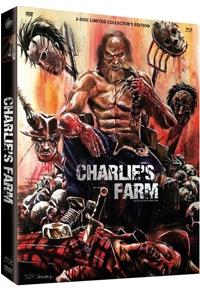 Charlie's Farm Cover