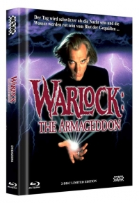 Warlock - The Armageddon Cover A