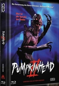 Pumpkinhead II Cover B