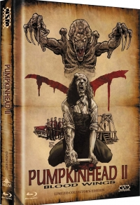 Pumpkinhead II Cover C