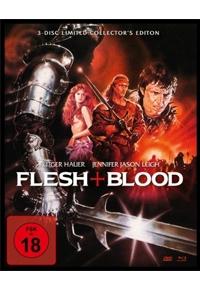 Flesh + Blood Limited Mediabook