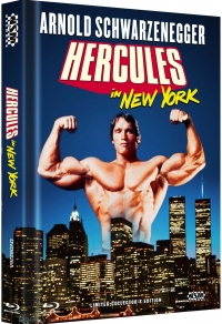 Herkules in New York Cover A