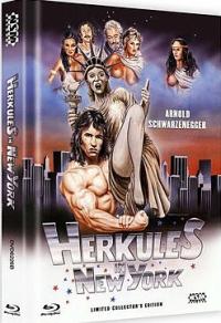 Herkules in New York Cover B